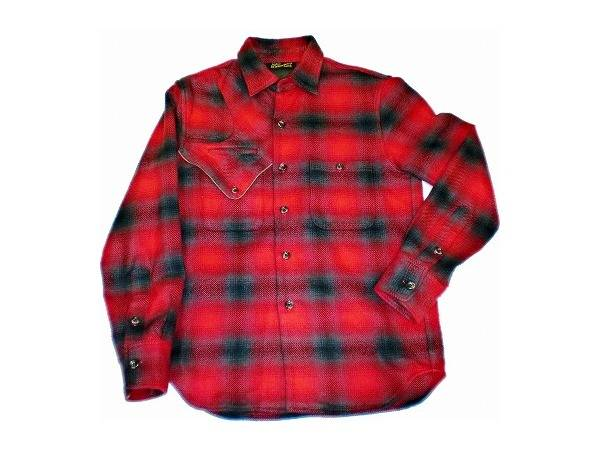 「スティーブンソン オーバーオールのワークシャツ 」