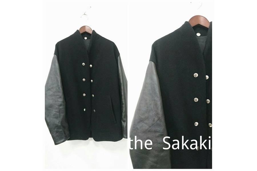 the Sakaki / サカキ スタジャン再入荷!!