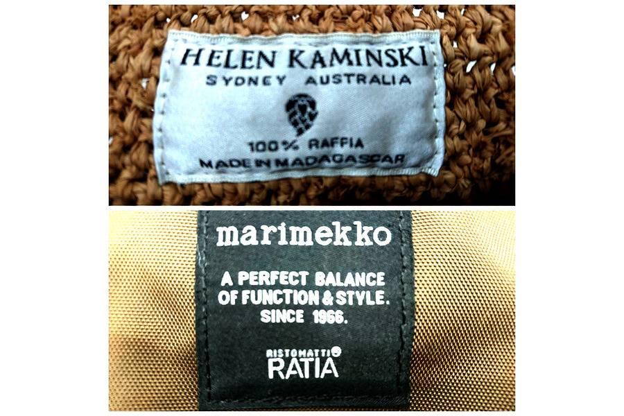 marimekko/マリメッコ人気モデルBUDDYや、ヘレン・カミンスキーのラフィアトートバッグなど…