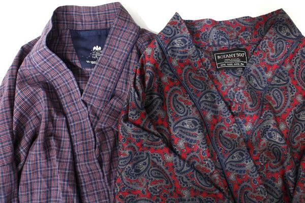 17AWトレンドコート、「羽織り」≒「ガウン」
