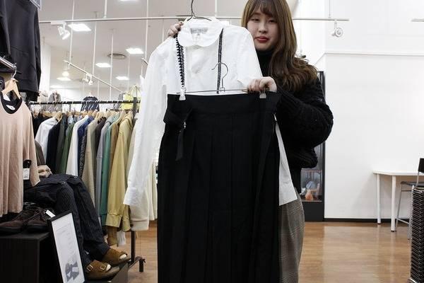 Yohji Yamamotoなど、毎週金曜日恒例、立川店新入荷速報。