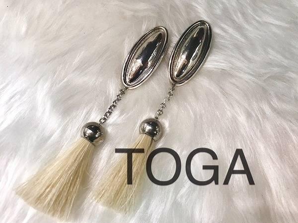 TOGA(トーガ)トレンドファッション小物たち。