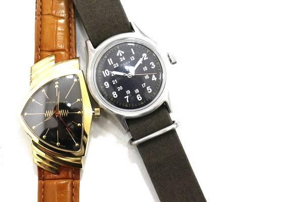 エルヴィス・プレスリーが愛した時計。【Hamilton /ハミルトン】Ventura/ベンチュラ(H244710)