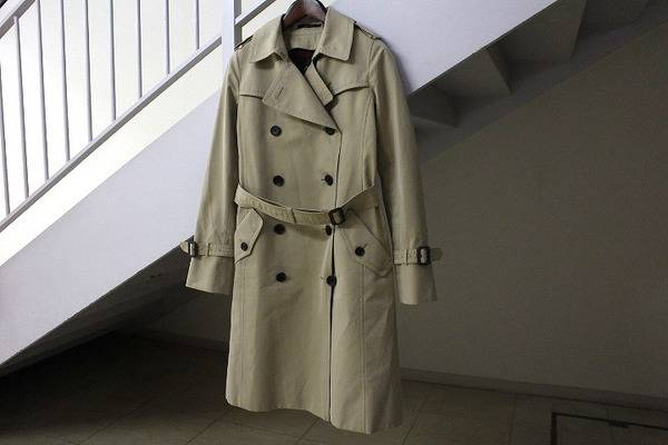 【100年コートとは…】SANYOから日本が誇るべき一級トレンチコート入荷ブログ。