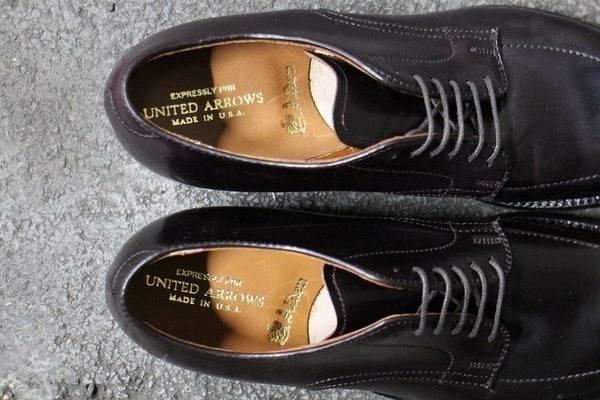 冬の革靴祭り名作からコラボアイテムまで取り揃えております!!!【ALDEN/オールデン】【BALMAIN/バルマン】!!!