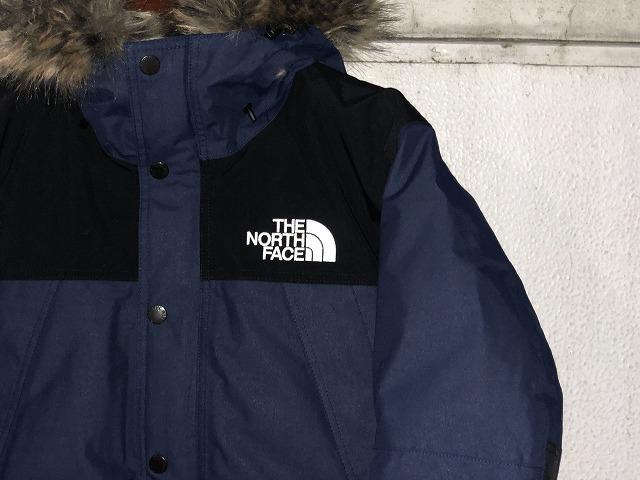 【THE NORTH FACE/ノースフェイス】マウンテンダウンコートの入荷です!!