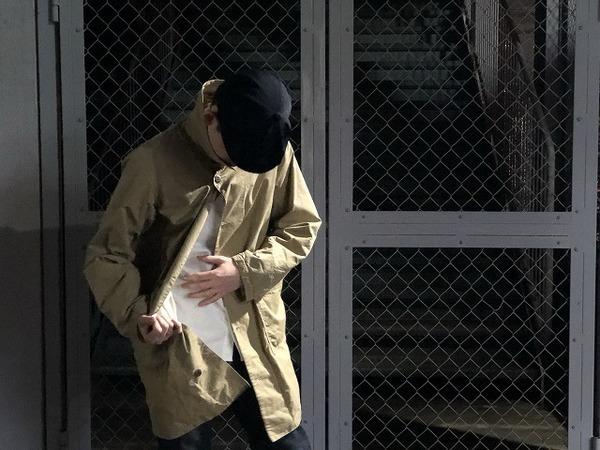 【visvim/ビズビム】【GREASE MONKEY COAT/グリースモンキーコート】
