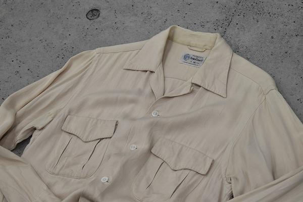 50's~70'sシャツ特集!!時代を超えて愛されるヴィンテージシャツ集めました。
