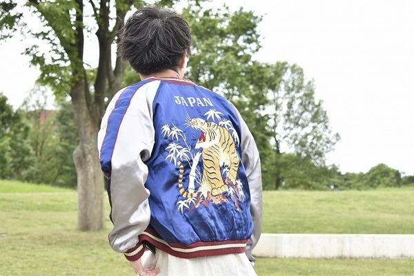 【テーラー東洋】スカジャンといえばテーラー東洋!スカジャン緊急入荷!!