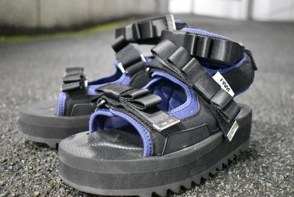 【立川新入荷】夏のサンダルもっとも履きたい一足が入荷です。【P.A.M × SUICOKE】