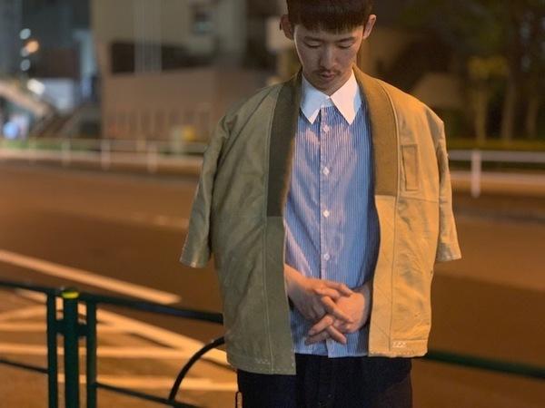 """立川店の新入荷速報!!【VISVIM/ビズビム】""""サンジュウロウキモノジャケット"""" などイイモノ入ってます!"""