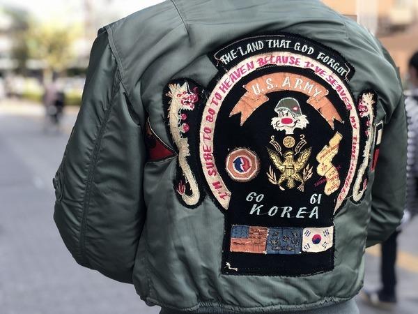 「ヴィンテージアイテムのUS AIR FORCE 」