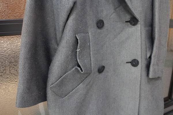 ヴィヴィアンウエストウッドのコート