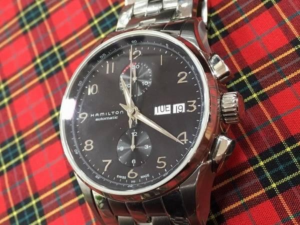 新入荷の腕時計