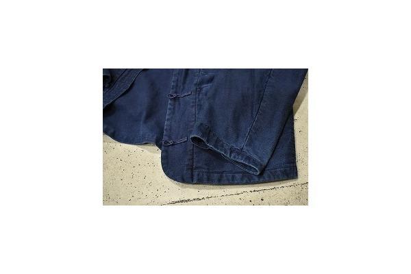 ポータークラシックのモールスキンチャイナジャケット