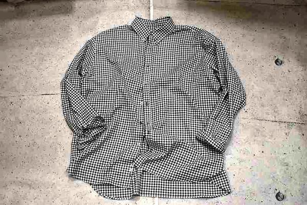 BIG DRESS SHIRTのビッグドレスシャツ