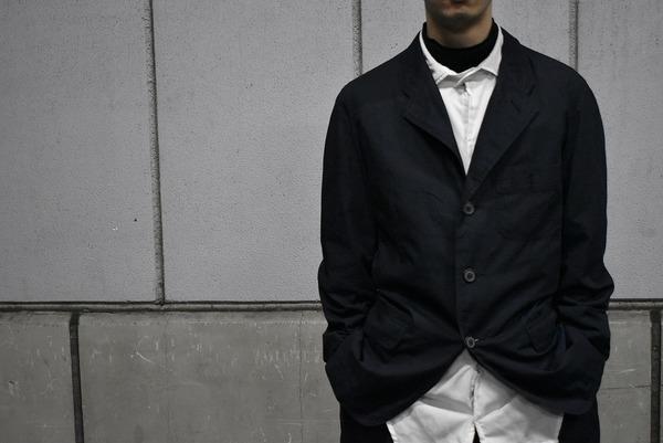 ISSEY MIYAKE MANのワークジャケット