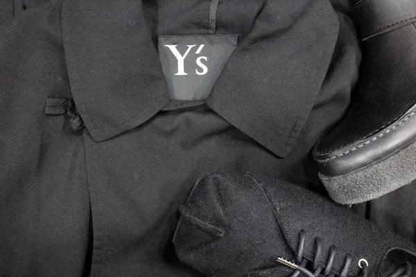 Y's、Y's for men、コラボなど大量入荷!2017はモードな秋を。