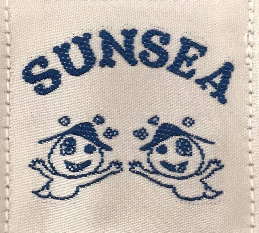 SUNSEA/サンシー、17AW新作も、ジェダイコートも…