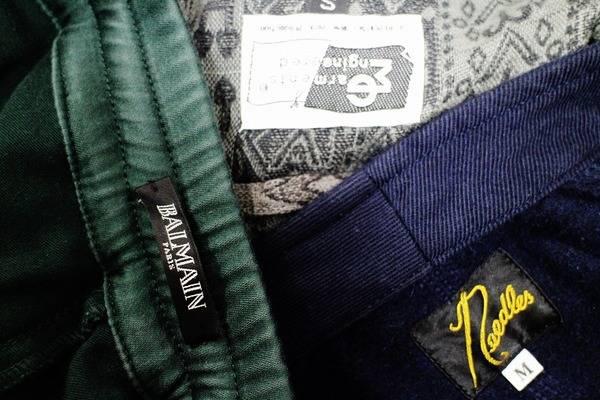 【台風の日にも来店したくなる】ニードルス/Needles SAMUEコートなど良い物入荷しております。