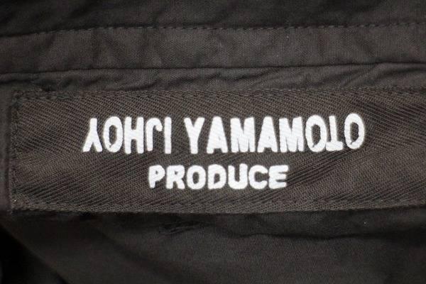 Yohji Yamamoto/ヨウジヤマモトの代名詞『袴』が入荷致しました!【古着買取トレファクスタイル立川店】