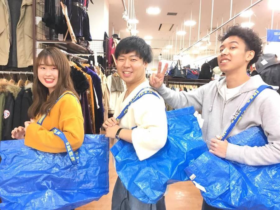 お得なサービスが…?衣類を大量にお持ち込み頂くなら古着買取トレファクスタイル立川店へ!!