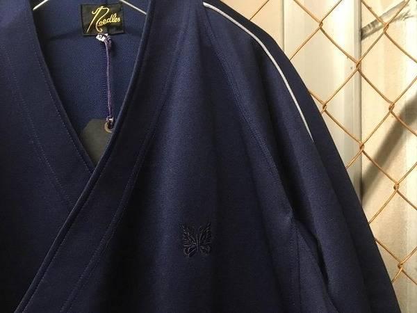 【立川本日の逸品】Needles/ニードルズ別注作務衣ジャケット、必見です。
