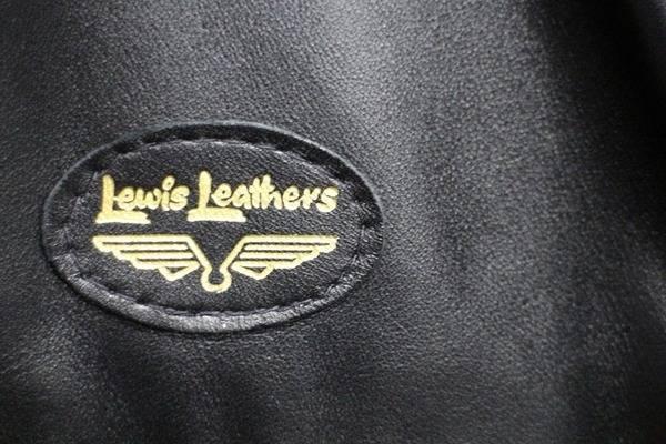 【立川新入荷】ルイスレザー/Lewis Leather ドミネーターNo.551 至高の一着。