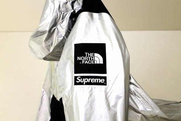 SUPREME(シュプリーム) × THE NORTH FACE(ザ ノースフェイス) 18SSモデル緊急入荷。〈Week7 Metallic Mountain Parka〉