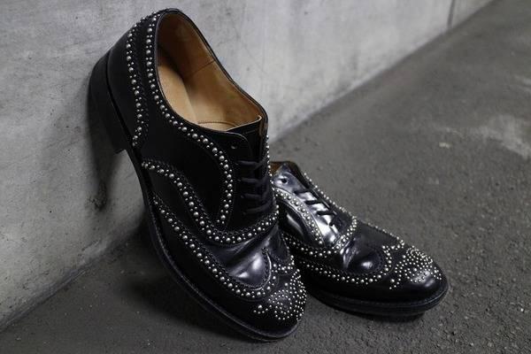革靴好きにはたまらないChurch's BURWOODS入荷!!!【トレファクスタイル立川店】