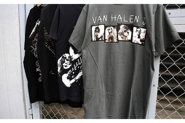 バンドTシャツご紹介!!【AC/DC・METALLICA・VAN HALEN・OZZY OSBOURNE】