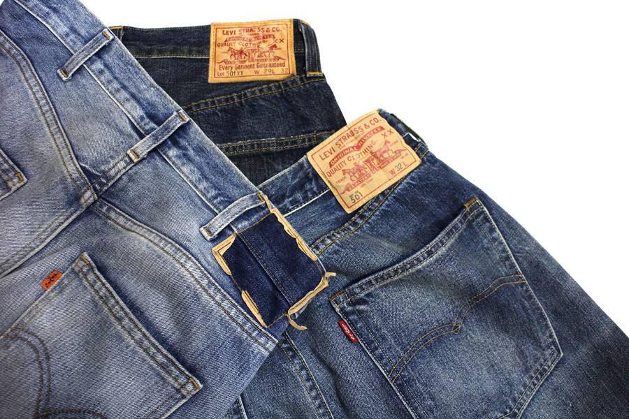 デニムの王道LEVI'S VINTAGE CLOTHING/リーバイスビンテージクロージング【ヴィンテージリーバイス買取強化中!!】
