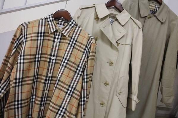 【半世紀巡ってノヴァチェック】Burberry's/バーバリーズより至高のシャツ、コート入荷。