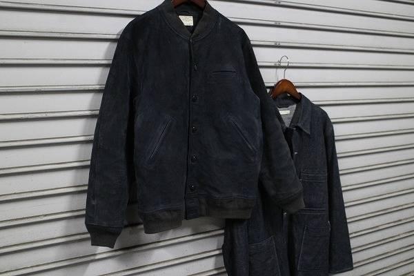 【絶品。】OLD JOE&CO/オールドジョーのヌバックジャケット入荷。【ヌバックとは】