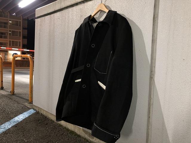 【SUNSEA/サンシー】OVER GURUSON 18SSモデルの入荷!!!!