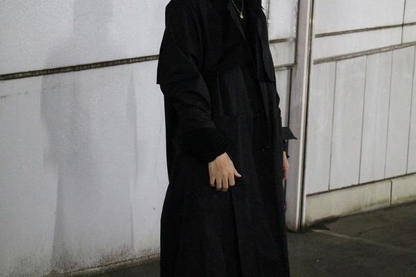 代官山O吉田拓氏が手掛ける人気ドメスティックブランド【KAIKO/カイコー】よりシングルトレンチコート入荷!