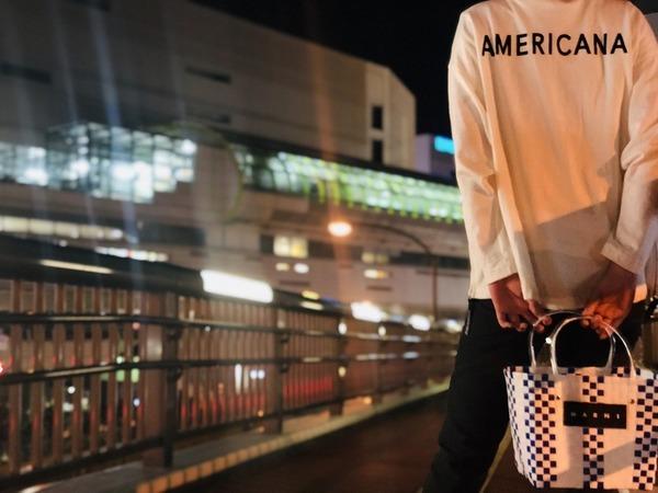 レディーストレンドアイテム集結!【MARNI/マルニ】【YANUK/ヤヌーク×金子綾/かねこあや】【Americana/アメリカーナ】