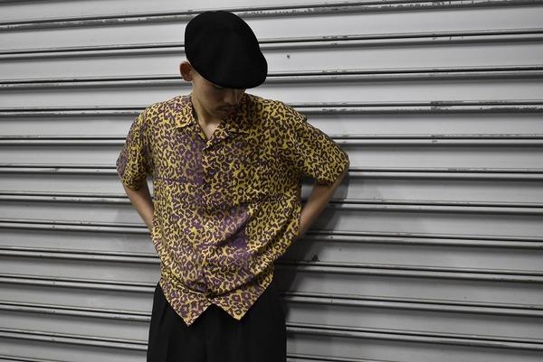 当店イチオシ!今着たいメンズオープンカラーシャツご紹介!【WACKO MARIA】【DOUBLE RAINBOUU】