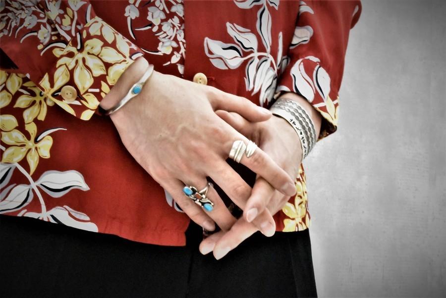 立川夏のインディアンジュエリー特集!!!【ナバホ族・ホピ族・トゥアレグ族】夏に大活躍のアイテム!!
