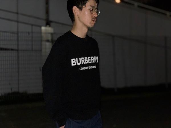【BURBERRY LONDON/バーバリーロンドン】新生BURBERRY!19SSのロゴスウェットが早くも入荷!!