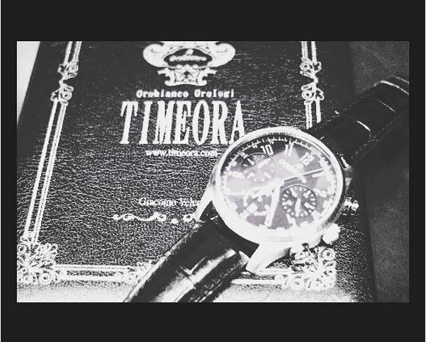 「オロビアンコの腕時計 」