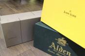 魅せる靴入荷してます!JOHN LOBB/ALDEN/J.M. Weston・・・