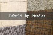 NEEDLESのお家芸!リメイクツイードコートをお買取しました。