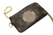 レアモノ!?LOUIS VUITTON(ルイ・ヴィトン)のT&Bシリーズのキーリング付コインケースをお買取しました。