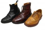英国靴の買取は当店へ!トリッカーズやサンダースなどお買取しました!