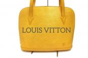 差し色におすすめ!LOUIS VUITTONのエピのバッグをお買取しました。