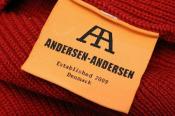 Andersen-Andersen/アンデルセンアンデルセンのニットをお買取しました。