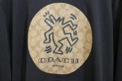 COACH/コーチとあの有名アーティストのコラボパーカーが入荷!!