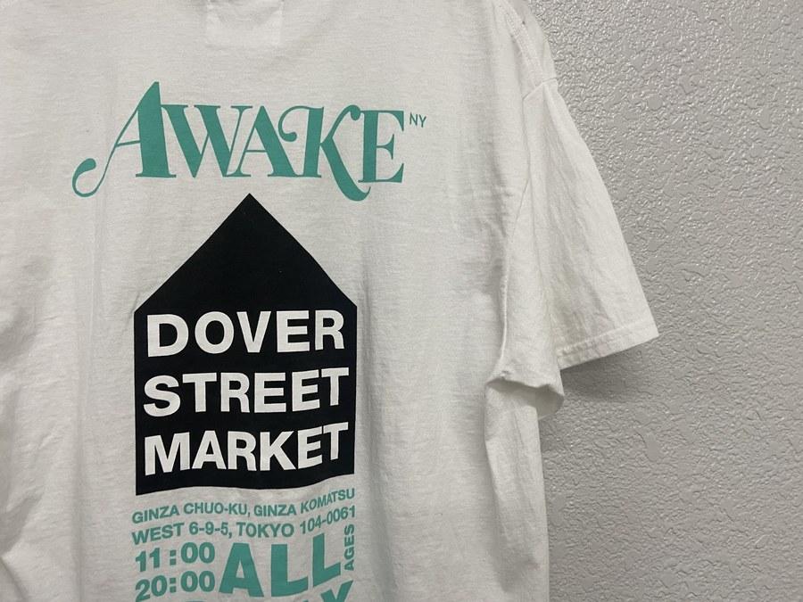 「ストリートブランドのAWAKE 」
