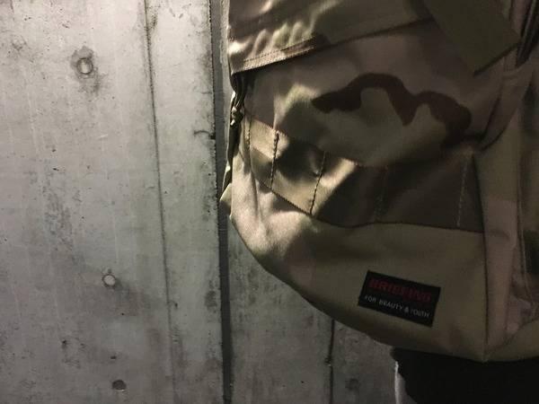 「ブリーフィングのバックパック 」